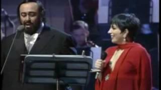 Liza Minnelli - New York, New York - Pavarotti & Friends For War Child