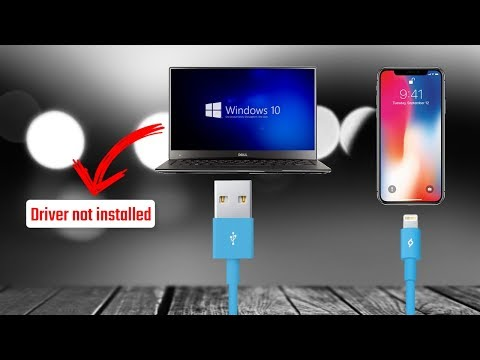 How to Install iPhone Drivers in Windows 10 (3 Different Ways)