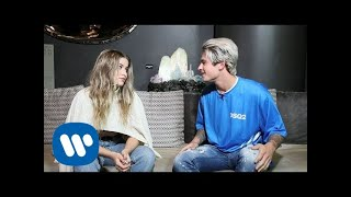 #WarnerSquad – Sofia Reyes interviewed by Fede (Benji & Fede)