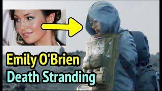 Death Stranding: Hooded Girl is Emily O