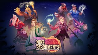 Nine Parchments All Spells