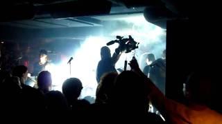 Charon - Intro + Ride on tears @ Nuclear Nightclub, Oulu 30.7.2011.