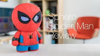 Sphero Spiderman review: Interactive toy brings superhero to life
