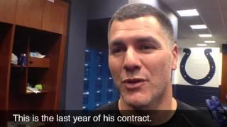 Colts kicker Adam Vinatieri eyes 18th NFL year, contract year