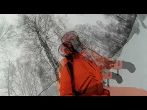 Видео: Видео горнолыжного курорта Юрманка в Новосибирская область