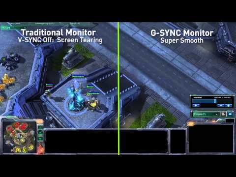 How screen tearing happen and what cause them? :: Hardware and