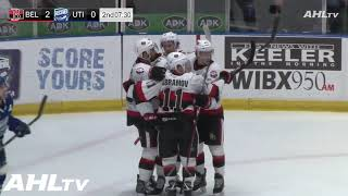 Senators vs. Comets | Jan. 11, 2020