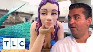 The Mermaid Cake   Cake Boss