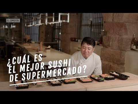 ¿Cuál Es El Mejor Sushi Del Supermercado?