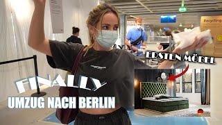 Vlog: ENDLICH! Umzug nach Berlin - 4h bei Ikea und nichts kaufen, nice   Jennifer Saro