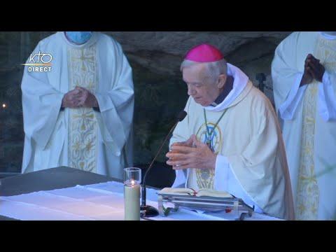 Messe du 8 septembre 2020 à Lourdes