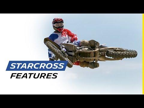 Michelin Hinterradreifen Starcross 5 Soft 110/100-18  Video