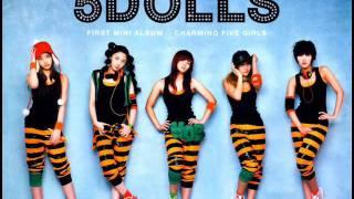 5DOLLS - 쭈르르르르 (Zurururu)