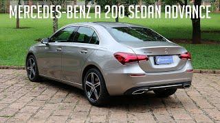 Avaliação: Mercedes-Benz A 200 Sedan Advance