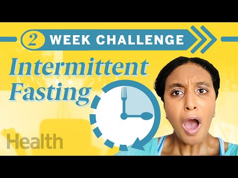We Tried a 16:8 Intermittent Fasting Diet For 2 Weeks | Can I Do It? | Health