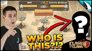 *EPIC WAR* SPECIAL GUEST Joins the Channel to check out amazing Th 12 attacks! | Clash of Clans
