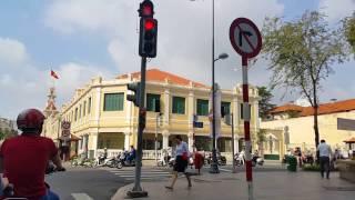 Lê Thánh Tôn, Quận 1,Sài Gòn, Sáng Mùng 10, Tết Đinh Dậu