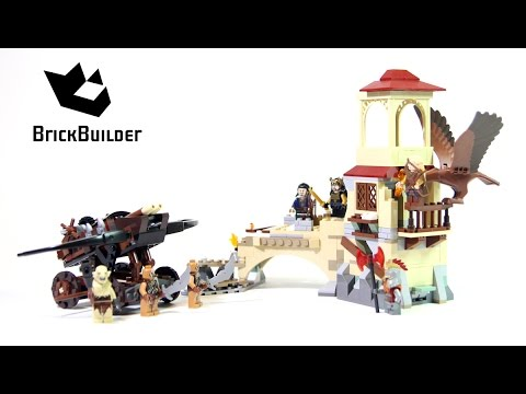 Vidéo LEGO Le Hobbit 79017 : La bataille des Cinq Armées