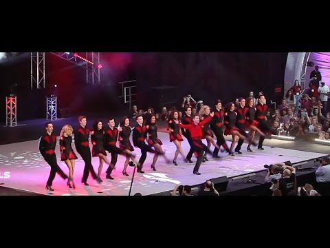 Lord of the dance – Move It 2015