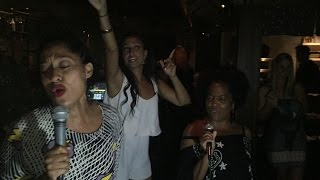 KARAOKE FUN WITH MY SISTERS! - Tracee Ellis Ross