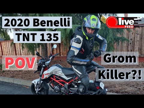 2020 Benelli TNT135 in Bessemer, Alabama - Video 1