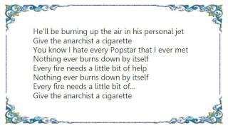 Chumbawamba - Give the Anarchist a Cigarette Lyrics
