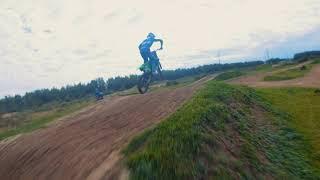 FPV Motocross