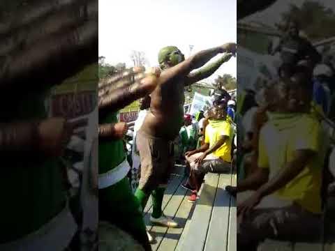 Zimbabwe Dzetse Dance