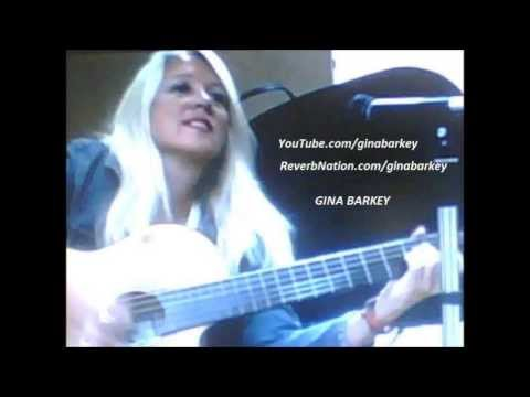 GINA BARKEY - 'Born To Rock' - The Video! (c)2013