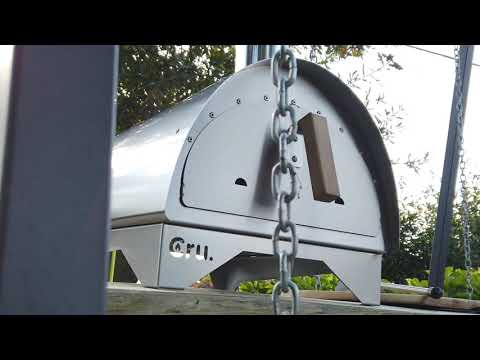 Cru Model 30 Portable Pizza Oven Overview