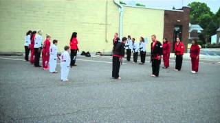 2012 Performance at Revolution Martial Arts Grand Opening