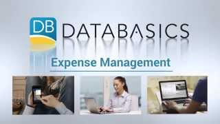 DATABASICS Expense video