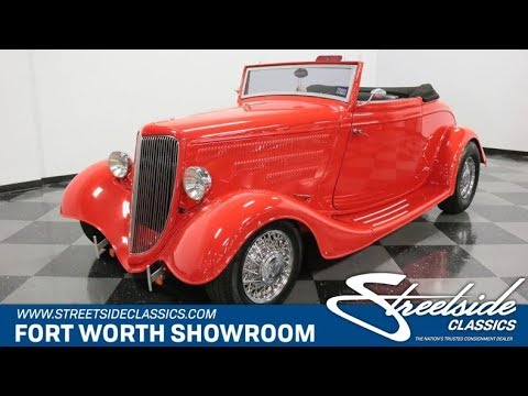 Video of '34 Cabriolet - QBA9