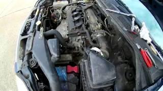 Nissan Xtrail crank shaft position sensor - ฟรีวิดีโอออนไลน์ - ดู