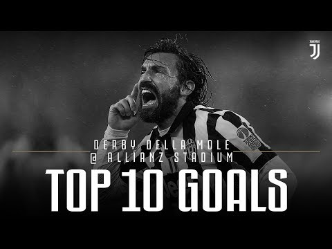 Top 10 Goals: Juventus vs Torino @ Allianz Stadium