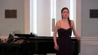 Before I Gaze at You Again- Senior Recital