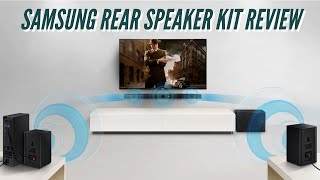 Samsung Wireless Rear Speaker Kit SWA-8500s Review