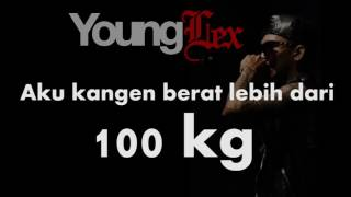Download lagu Young Lex Ft Abi Kangen Dewa 19 Remix Mp3