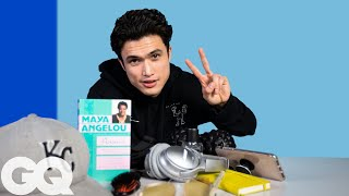 10 Things Charles Melton Can't Live Without | GQ