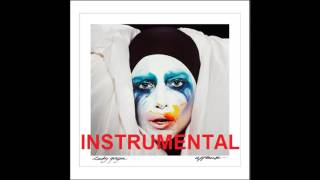 Lady Gaga   Applause (Official Instrumental)