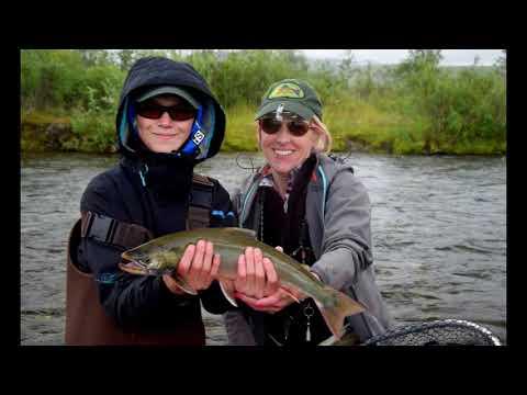 Southwest Alaska float fishing trip