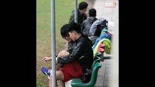 Đình Trọng được thần y Choi Ju-young hỗ trợ phục hồi để kịp chiến VL U23 Châu Á 2020