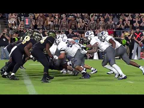 Highlights: Northwestern Wildcats Vs. Purdue Boilermakers | Big Ten Football Mp3