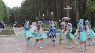 Танец Щедрик в честь начала лета