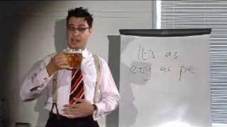 The teacher !idiom--pie