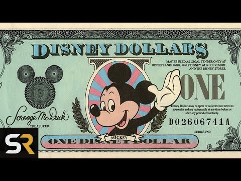 Hey Disney... You Have A Lot Of Money