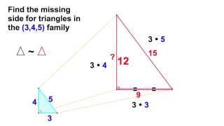 Pythagorean Triples / 7.1