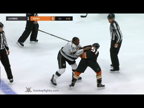 Mike Liambas vs. Bokondji Imama