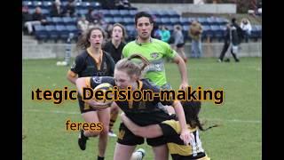 Referees: Strategic Decision-making