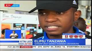 Wanafunzi wengi watafuta masomo ughaibuni kutokana na hali duni ya elimu nchini Tanzania